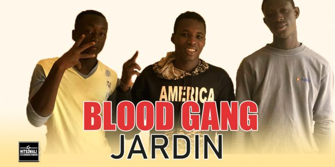 BLOOD GANG JARDIN mp3 image
