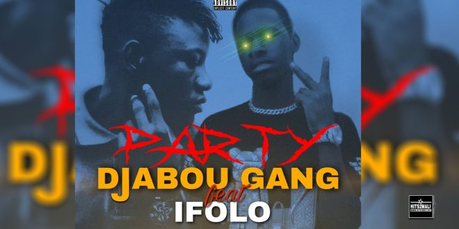 DJABOU GANG FT IFOLO PARTY mp3 image