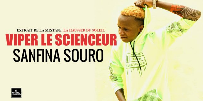 VIPER LE SCIENCEUR SANFINA SOURO mp3 image