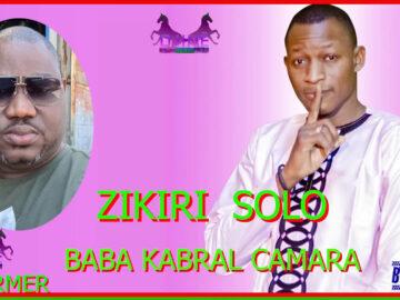ZIKIRI SOLO CONFIRMER NOUVEAU SON OFFICIEL 2020 BABAKABRAL CAMARA YouTube