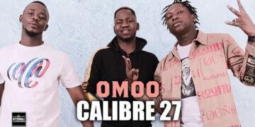 CALIBRE 27 OMOO mp3 image