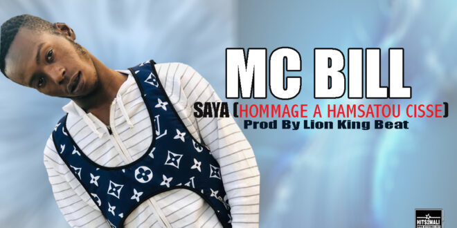 MC BILL SAYA HOMMAGE A HAMSATOU CISSE mp3 image