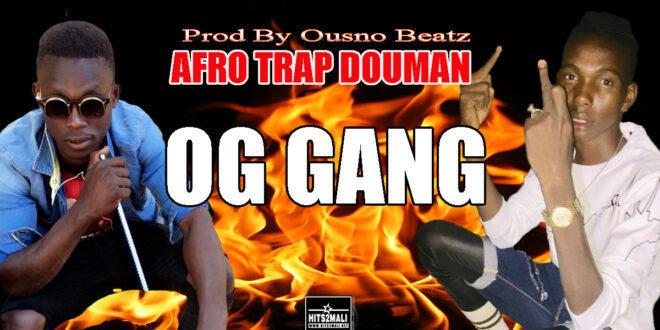 OG GANG AFRO TRAP DOUMAN mp3 image