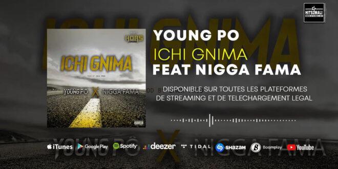 YOUNG PÔ FEAT NIGGA FAMA ICHI GNIMA mp3 image