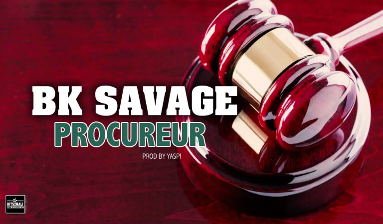 Bk Savage  – Procureur (Son Officiel 2021)