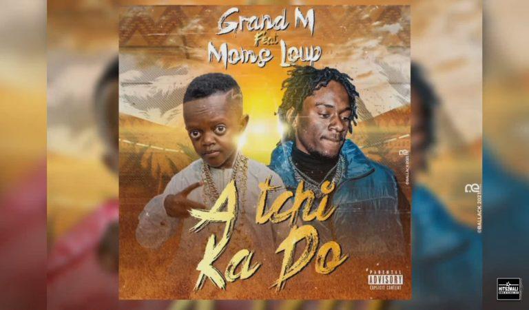Grand M Feat Moms Loup – Athikado (Son Officiel 2021)